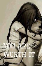 You are worth it by IMCGCR
