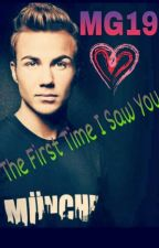 The First Time I Saw You by ChristinDercks