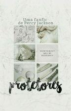 Protetores- fanfic de Percy Jackson by Thais_Arantes