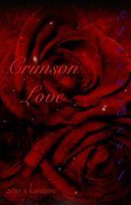 crimson love (zero x kaname) by elven_oracle