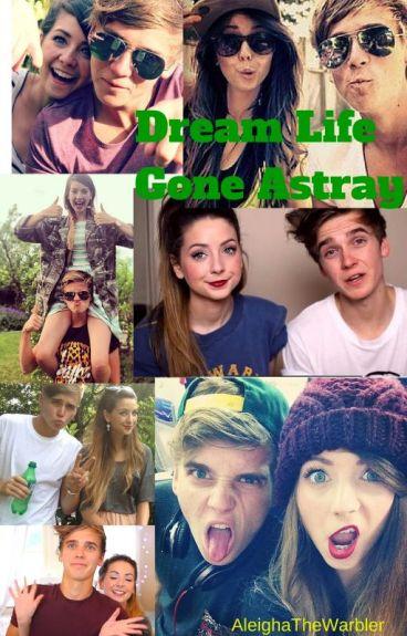 Dream Life Gone Astray by AleighaTheWarbler