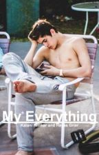 My everything•Kalani Hilliker and Hayes Grier by hissatmeethan