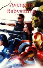 Avengers babysitting by Kyndal9soccer