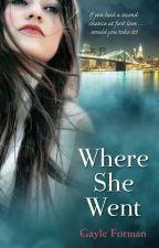Where She Went - Gayle Forman by VinEAStone