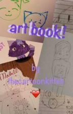 Art book by thecartoonkitteh