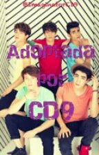 Adoptada por CD9 by Kath_owo