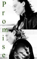 Promise (Loki X Reader) by Our-ribs-are-cages