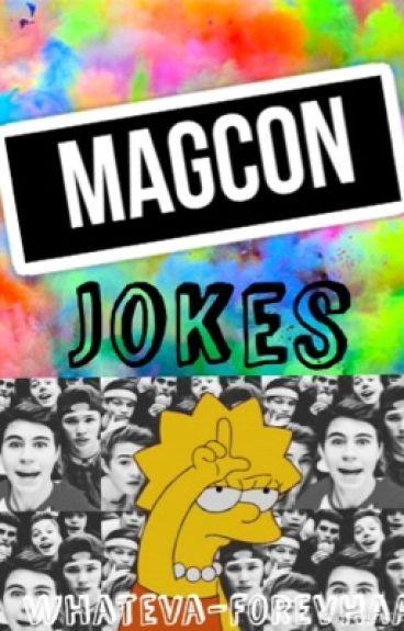 MagCon jokes