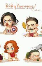 Avengers x Baby!Reader by BlueFuzzyElf