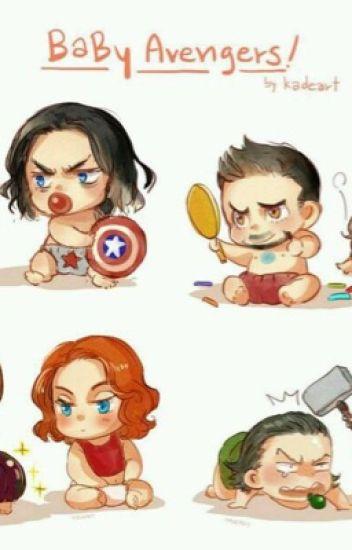 Avengers x Baby!Reader - BLuEfUzZyElF~ - Wattpad