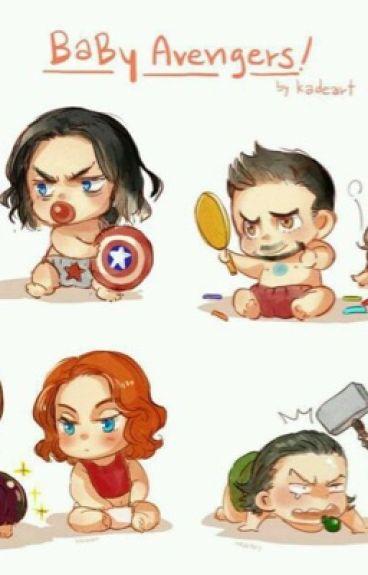 Avengers x Baby!Reader