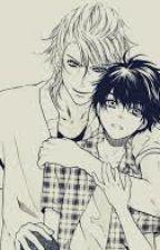 Estoy enamorado de ti (yaoi, chico x chico) by 26estrella
