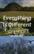 Everything is Different (A Prince Caspian Fanfiction) by ashfid