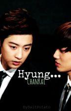 Hyung... | ChanKai by SaltPotato