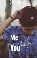 We want you by swirl_girls21