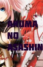 Akuma no Asashin(akatsuki no yona) by Ame-Loli