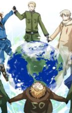 Hetalia World of Peace by pugeronipizza