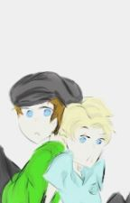 I'm in love with my best friend~ PewDiePie x jacksepticeye [ON HOLD] by Thetrickytiger145