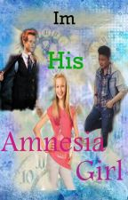 I'm His Amnesia Girl (Darren and JK Fanfic) by littlexmissxwritter