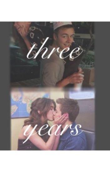 Three years (Reyton/Rucas Fan Fic)