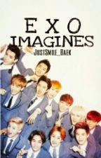 """EXO IMAGINES!"" by justsmile_baek"