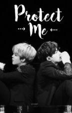 protect me | yoonmin by yoongilu