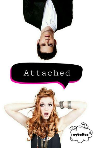 Attached ❆ stydia AU