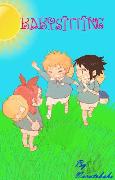 Babysitting. (Naruto Fanfiction)