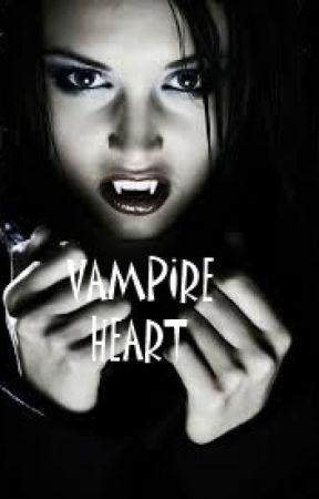 Vampire Heart by prettylittlesky