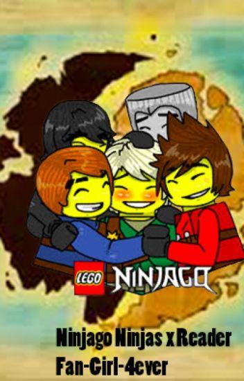 Ninjago Ninjas x Reader