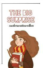 the big surprise ;  dramione  ✔ by missetatbegangen