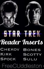 Star Trek Reader Inserts (Star Trek x reader) by FreeCUddleston
