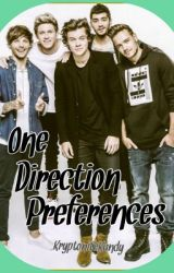 One Direction Preferences by KryptoniteKandy