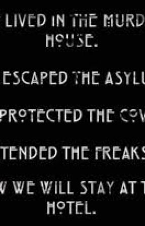 b860f5a05bfb Quotes from American Horror Story - Noble War - Wattpad