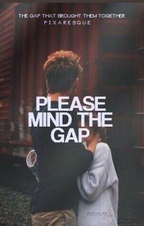 Please Mind The Gap by pixaresque
