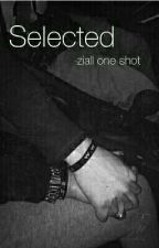 Selected // Ziall (one shot)  by balmainziam