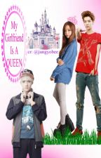 My girlfriend is a Queen (EXO) by jung_yobee