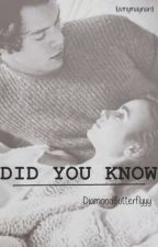 Did you know? ||H.S.|| by DiamondButterflyyy