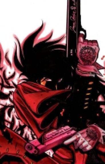 My Vampire King Alucard x reader