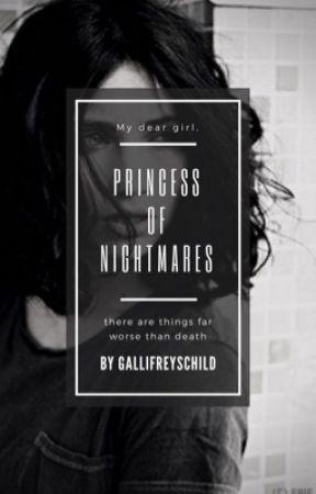 Princess of Nightmares by GallifreysChild