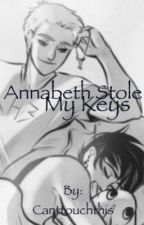 Annabeth Stole My Keys (Jercy) by canttouchthis36