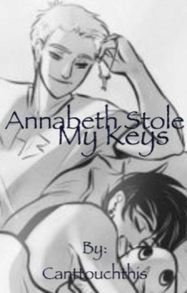 Annabeth Stole My Keys (Jercy)