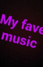 my fave music by freePalistine14