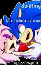 SonAmy Una historia de amor [CANCELADA] by SonAmy10101