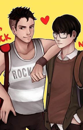 The Nerd And The Jock (BoyxBoy) - Blossomed Love - Wattpad