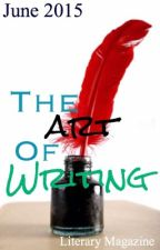 Art Of Writing -- June 2015 by InspireTheDreams