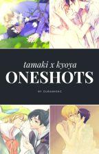 Tamaki x Kyoya Oneshots (boyxboy) by OuranHSHC