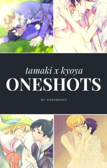 Tamaki x Kyoya Oneshots (boyxboy)