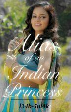 Alias of an Indian Princess by l34h-5ul4k