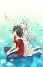 Anohana (If I Could go back in time) by AnohanaFan1